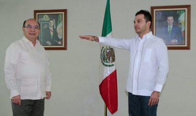 Miguel Prado de los Santos, nuevo secretario de Pesca y Acuacultura.