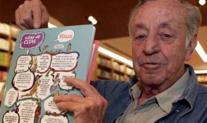 El también escritor murió a los 83 años de edad. Foto/Especial