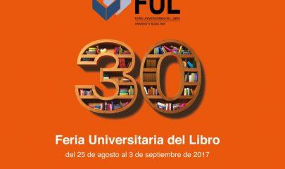 Para atraer al público joven, se realizará el Primer Encuentro Universitario de FULtubers, que invita a grabar un video para recomendar libros y autores. Imagen https://www.uaeh.edu.mx/ful/2017/programa/docs/programaful2017.pdf