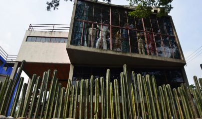 Imagen del recinto ubicado en la zona de Altavista de la Ciudad de México. Foto/@museoestudioDR