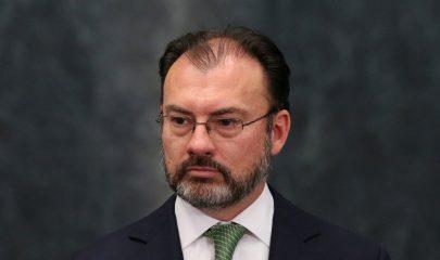 Luis Videgaray Caso, secretario de Relaciones Exteriores. Foto/altonivel.com.mx