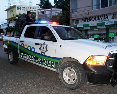 Los cuerpos de seguridad trabajan intensamente para erradicar la violencia de género. Foto/recordchiapas.mx