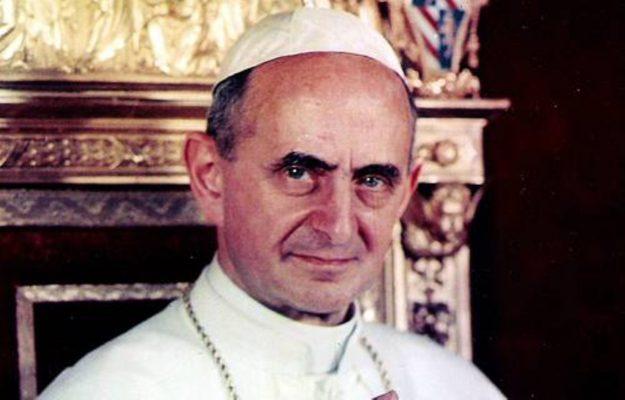 """""""El desarrollo es el nuevo nombre de la paz"""": Papa Pablo VI. Foto/infovaticana.com."""