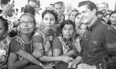 Enrique Peña Nieto visito Chiapa de Corzo para celebrar Día Internacional de los Pueblos Indígenas.