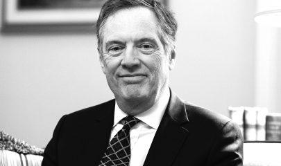 Robert Lighthizer representante de Comercio de Estados Unidos. Foto/static.politico.com