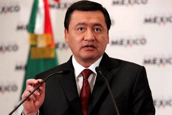 Miguel Ángel Osorio Chong, secretario de Gobernación. Foto: somosvoz.com