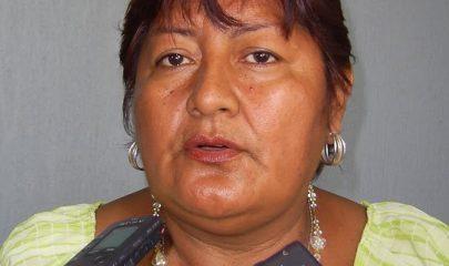 Matilde Espinosa Toledo, alcaldesa de Suchiate. Foto/Revista Poderes.