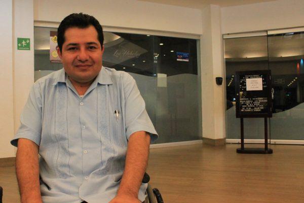 Sismondi Esparza Flores, presidente de la Asociación de Agencias de Viajes Filial Chiapas.