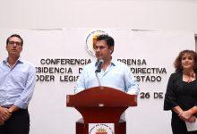 """El presidente del Congreso, Willy Ochoa Gallegos dijo que """"El Poder Legislativo será implacable en la revisión de cuentas para dar claridad al pueblo de Chiapas que no se permitirá la corrupción de los funcionarios municipales."""