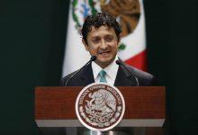 Virgilio Andrade Martinez, Director General del Banco del Ahorro Nacional y Servicios Financieros. Foto/Formato Siete.
