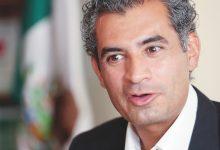Enrique Ochoa Reza, líder nacional del PRI. Foto/siempre.mx