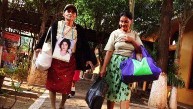 La Caravana de Madres Centroamericanas continúa su viaje hacia Coatzacoalcos, Veracruz. Foto/tomada de Twitter @MMMesoamericano